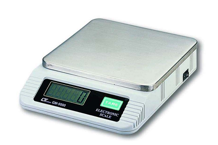Electronic Scale - -5000g X 1g + RS232 - GM-5000