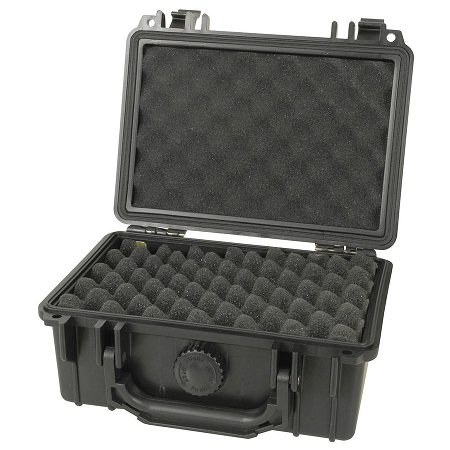 ABS Instrument Case with Purge Valve MPV1 - HB6388