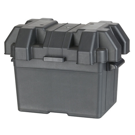 Battery Box to suit 40Ah SLA - HB8100