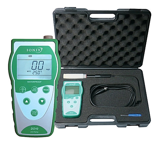 Handheld Optical Dissolved Oxygen Meter - IX-DO10