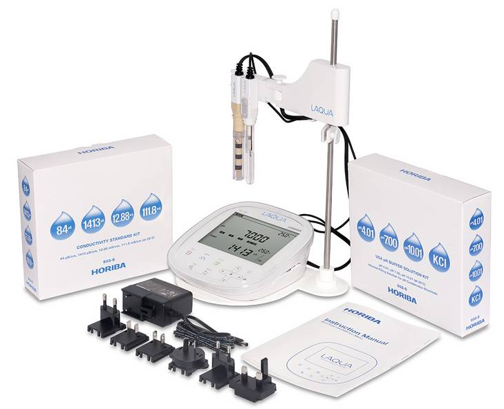 LAQUA Benchtop Water Quality Meter - PC1100