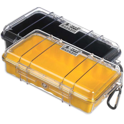 Pelican 1060 Clear Micro Case