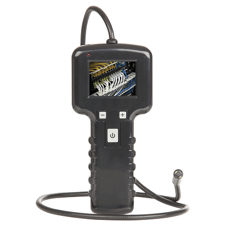 Inspection Camera with 2.4 LCD - QC8710