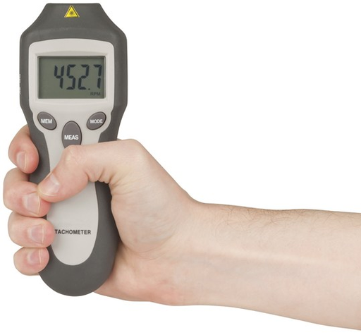 Digital Tachometer with Memory