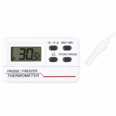Digital Thermometer for Fridge or Freezer - QM7209