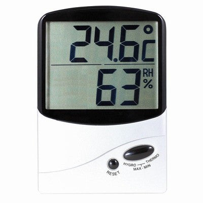 Jumbo Display Thermometer/Hygrometer - QM7312