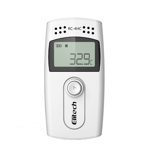 Mini Temperature and Humidity Data Logger