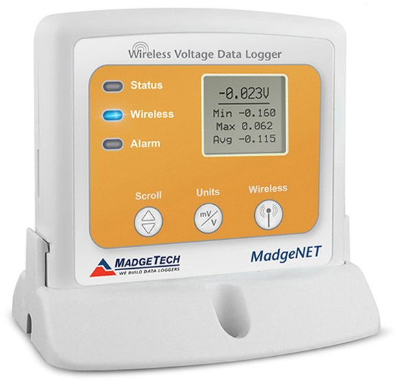 RFVolt2000A Wireless Data Logger (160 mV)