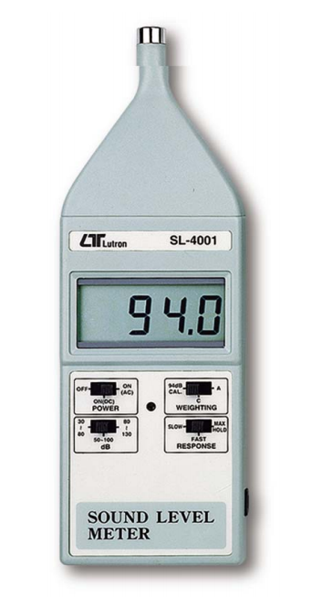Sound Level Meter - SL4001
