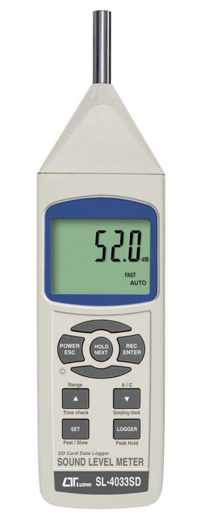 SL4033SD Sound Level Meter - SL4033SD