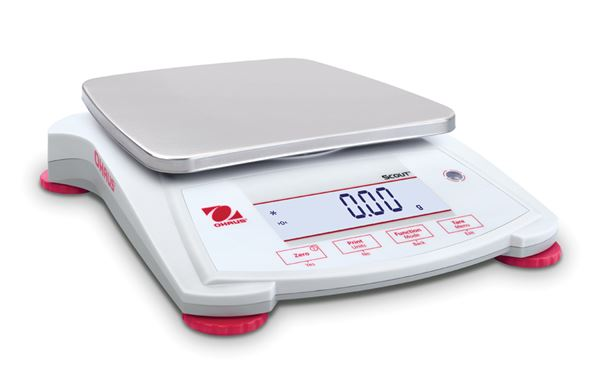 2200 g Scout General Portable Balances - SPX2202