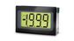 Splash-Proof Ultra Low Profile LCD Voltmeter, 12 Pin Version - SP 200