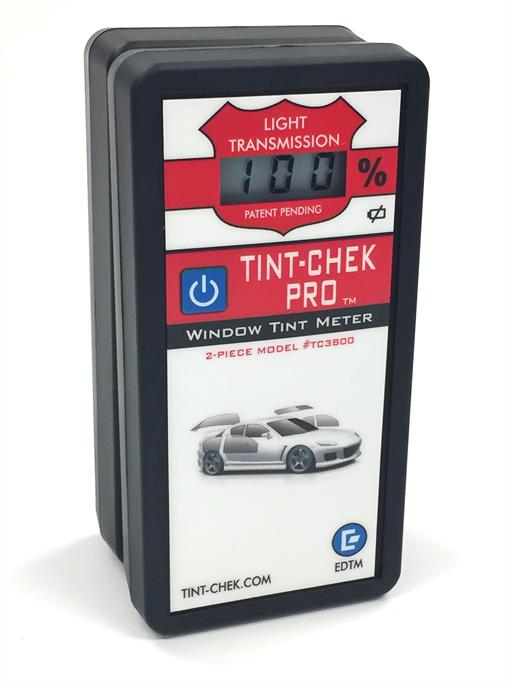 Tint-Chek Pro 2-Piece Window Tint Meter - TC3800