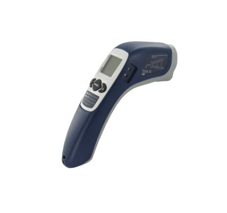 Infrared Thermometer with Laser and LED Backlight - TN410LCE