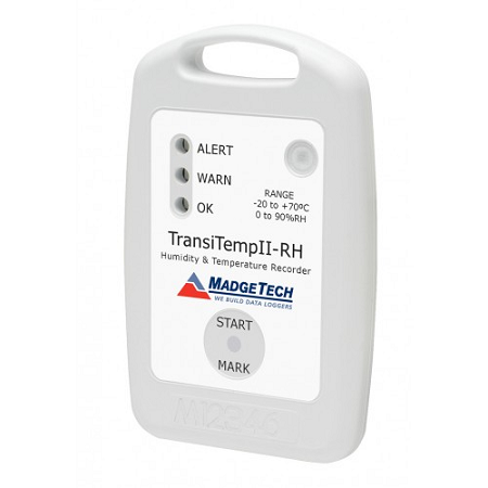 TransiTempII-RH Data Logger - TRANSITEMPII-RH