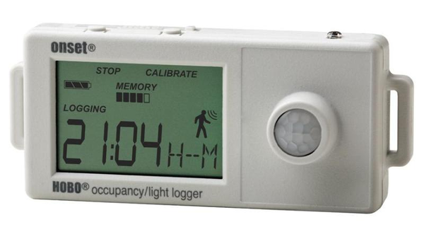 HOBO UX90 Occupancy/Light Logger - UX90-005 - 5 Meter Sensor