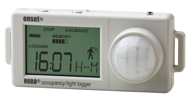 HOBO UX90 Occupancy/Light Logger - 12 Meter Sensor - UX90-006M