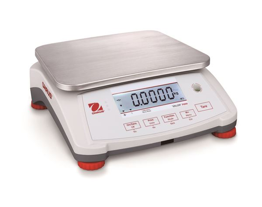 6 kg Valor 7000 Series Compact Food Bench Scale - V71P6T