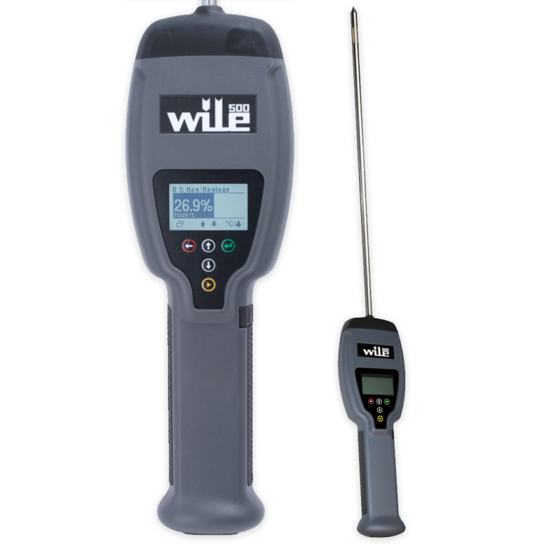 Wile-500 Hay and Silage Moisture meter