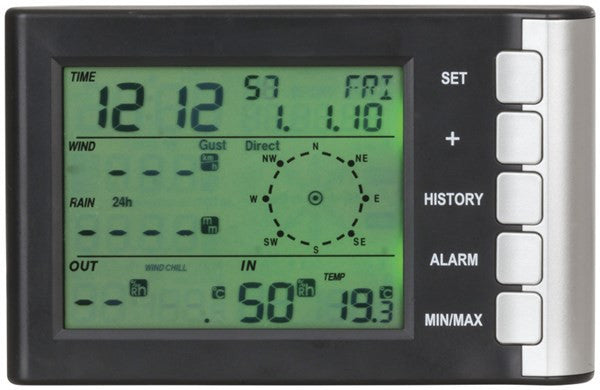 Mini LCD Display Weather Station - XC0400