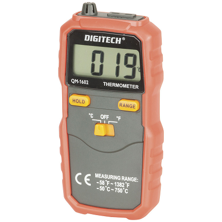 Pocket Digital Thermometer - QM1602