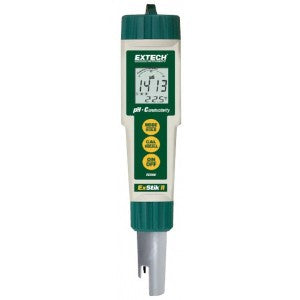 Extech EC500 Waterproof ExStik® II pH/Conductivity Meter