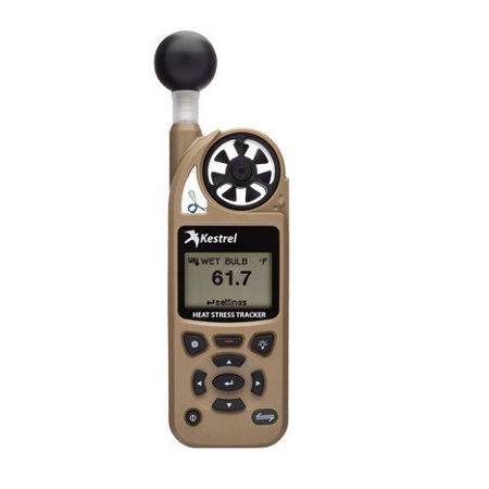 Kestrel 5400 Heat Stress Tracker - Tan