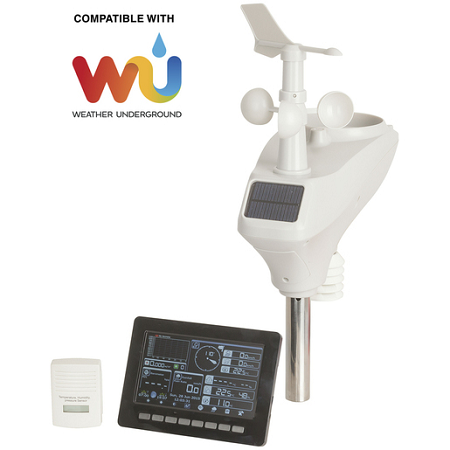 "Wi-Fi Wireless Station with 7"" LCD Display - XC0422"