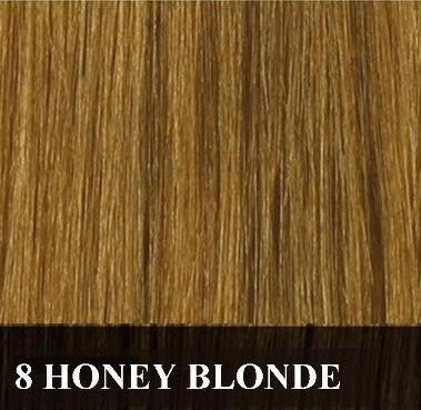 "Ethnic Light Relaxed 22"" (56 CM) Hair Blending Enhancement"