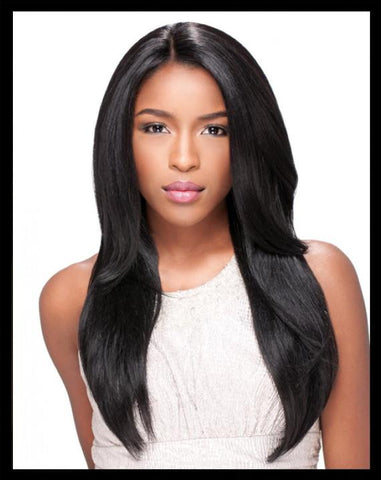 "Ethnic Light Relaxed 18"" (46 CM) Hair Blending Enhancement"