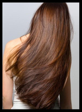"Silky Straight 22"" (56 CM) Hair Blending Extensions"