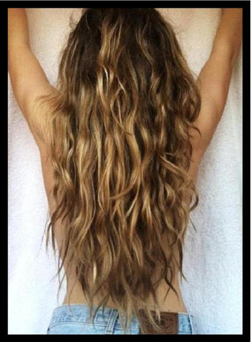 "Beach Wave 22"" (56 CM) Hair Blending Extensions"