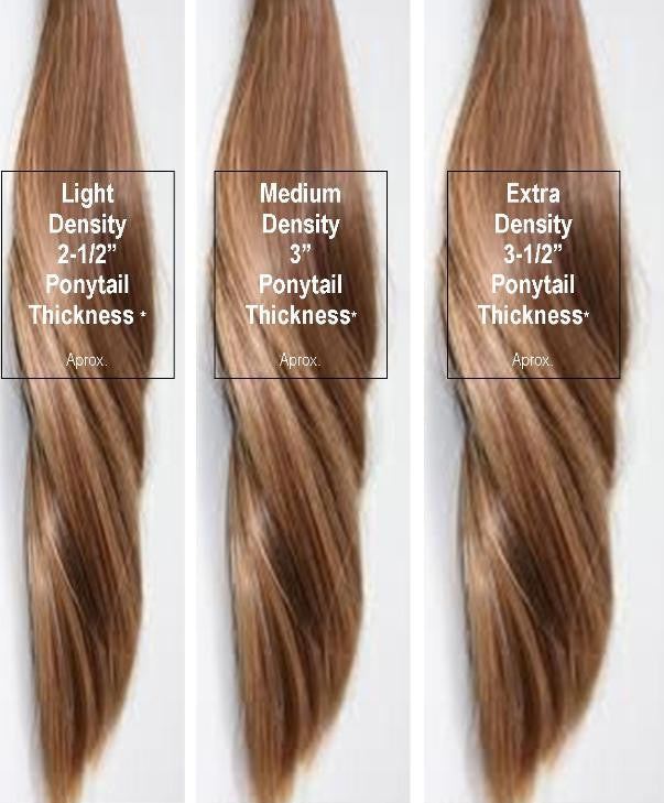 "Ethnic Light Relaxed 18"" (46 CM) Hair Blending Extensions"