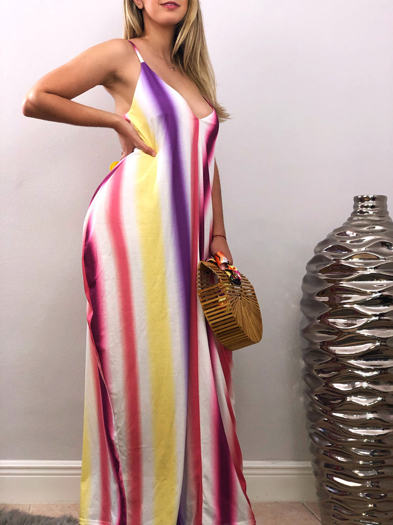 La Sawesera Maxi Dress