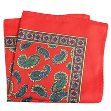 Load image into Gallery viewer, Bandana Jubilee Pocket Square