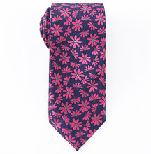 Load image into Gallery viewer, Floral Tie Pink
