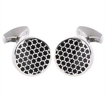 Black Star Cufflinks