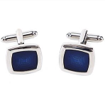 Deep Blue Cufflinks