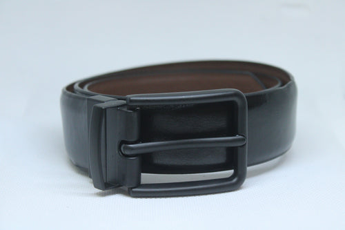 Classic Belt Matte Black Buckle