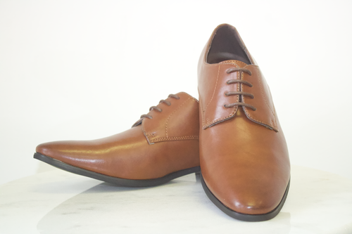 Derby Shoe Brown