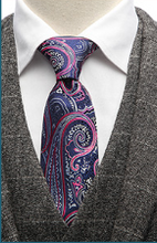 Load image into Gallery viewer, Paisley Tie