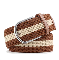 Multicolour Knitted Belt