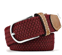 Load image into Gallery viewer, Knitted Belt Solid Colours