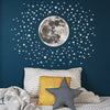Little Moon Wall Sticker