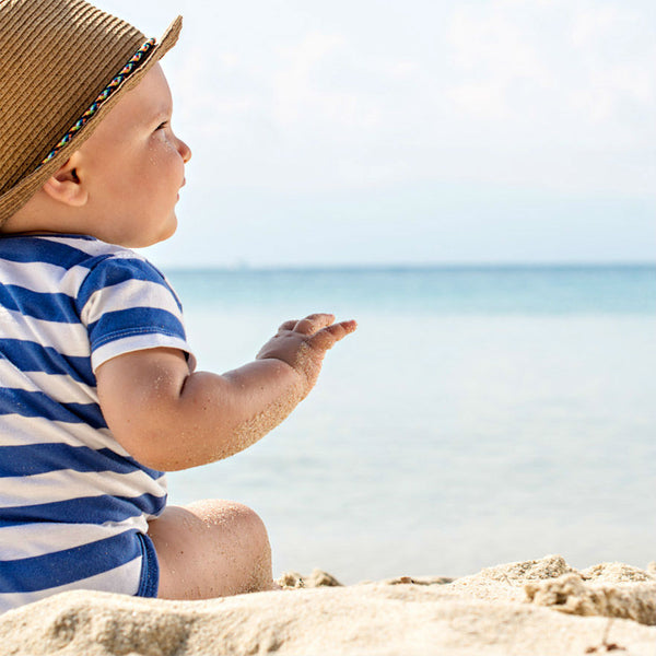 How to keep your baby cool in the summer