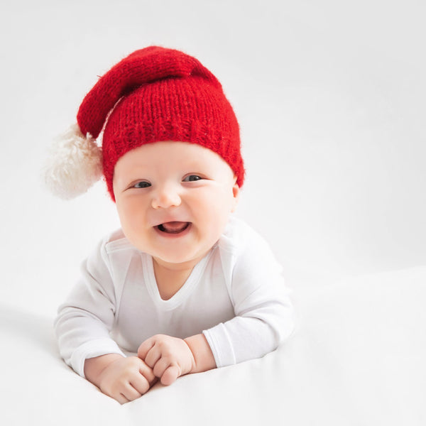 5 creative ways to make a magical first Christmas for your baby