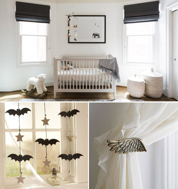 Nursery Curtains & Blinds