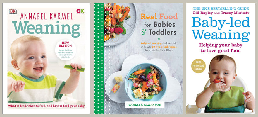 Recipe books for toddlers and babies