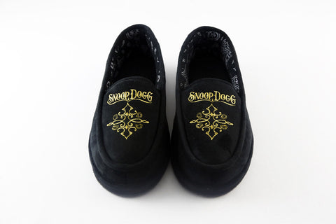 SNOOP DOGG MEN HOUSE SHOES- ROLLIN