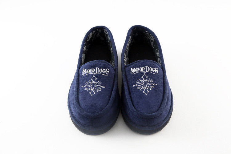 SNOOP DOGG MEN HOUSE SHOES  TWO OH